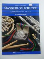 W22CLB - Standard of Excellence Book 2 - Bb Bass Clarinet