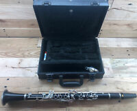 Vintage Artley 17S Student Model Clarinet With Hard Case