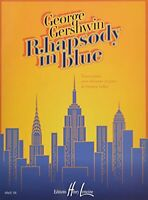 Rhapsody in Blue (Clarinet and Piano) by Fr�d�ric Cellier Book The Fast Free