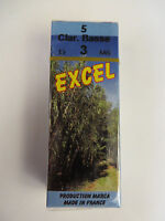 Clearance Marca Excel 3 Bass Clarinet Reeds, Box of 5 French Reeds