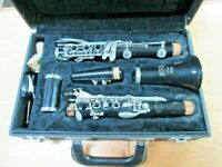 Bundy Clarinet Made By Selmer Co.