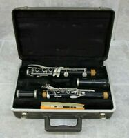 Bundy Resonite Selmer Clarinet w/ Black Case **Missing Mouthpiece**