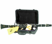 Lauren LCL100 Black Bb Student Clarinet Outfit with Case