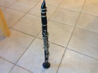 ARTLEY Prelude 18-S Student Clarinet with Case Made in USA