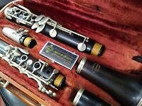 Evette by Buffet wood clarinet- ready to play!