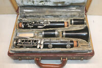 VINTAGE EVETTE BY BUFFET CRAMPON CLARINET - D SERIES