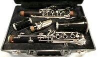 Bundy Selmer Clarinet with case parts or repair serial number 96685