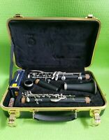 SELMER USA 1400 clarinet W/CASE USED  PO143428 Great For Student