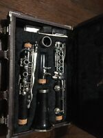 YAMAHA YCL-24II Clarinet with case