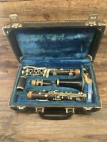 Penzel Mueller Clarinet  Empire Model   Long Island, NY With Case Vintage