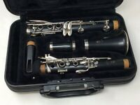 Yamaha YCL-250 Bb Soprano Clarinet; Made in Japan, New 4C Mouthpiece