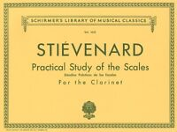 Practical Study of the Scales Clarinet Method Sheet Music Book NEW 050260630