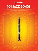 101 Jazz Songs for Clarinet Instrumental Solo Book NEW 000146364