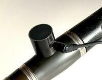 PiezoBarrel Clarinet Pickup Microphone 65mm Barrel with adapter and 4m cable