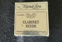 Mitchell Lurie Clarinet Reeds #2 (12 reeds)