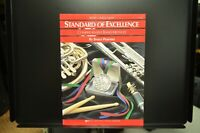 Standard of Excellence by Bruce Pearson Book 1 Bb Bass Clarinet *FREE SHIPPING*