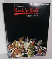 Definitive Rock 'N Roll Collection (1955-1966) CLARINET Songbook Sheet Music