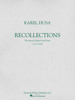 Recollections Score and Parts