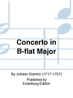 Concerto in B-flat Major for Clarinet and Orchestra