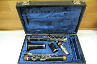 BUFFET CRAMPON Bb Clarinet EVETTE/MASTER MODEL USED #1025