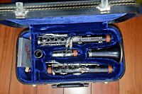 Evette, Sponsored by Buffet Clarinet with case