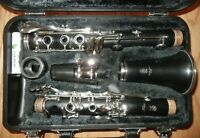 Yamaha YCL-250 Bb Clarinet with Case and Hite Premiere Mouthpiece
