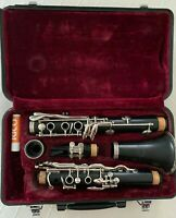 Jupiter Clarinet JCL-631 B Flat w/Case, FULLY SERVICED 6/2021 & READY FOR USE!