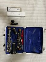 French Buffet Evette Wood Clarinet Plays Great - Vandoren Mouthpiece - Pro Level