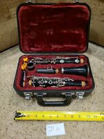 Yamaha Clarinet woodwind Instrument band class student Nice Case YCL 21s1