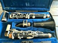 Buffet Crampon Cie A Paris B10 Clarinet with Case and Mouthpiece SN 635324