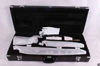 NEW Bass Clarinet Model PADS And Case Low c Nice Tone Low C Powerful sound #BC2