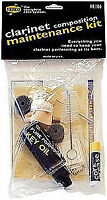 Herco Clarinet Maintenance Kit Complete Care Kit for Clarinets, New!