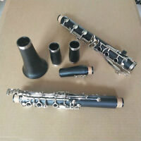 French clarinet G Key Hard rubber With Case Good material and sound