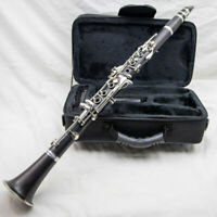 Buffet Crampon E11 Wood Bb Clarinet, Excellent Condition, New Pads & Case!