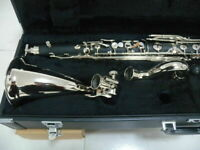 NEW Bass Clarinet Model PADS And Case Low Eb Nice Tone#A06