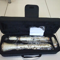 Excellent New G Tune 20 Key Clarinet Good Material and Sound