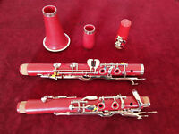 Excellence G Key Clarinet Red Nickel plating Good Sound and Techniques