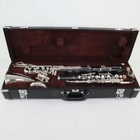 Yamaha YCL-622II Professional Bass Clarinet with Range To Low C SN 005272 SUPERB