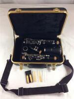 Selmer CL301 Student Clarinet Serial #P0092671