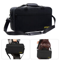 Clarinet Case Gig Bag Backpack Box Water-resistant 600D Foam Cotton Padding S6R7