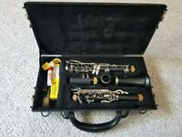Vito LeBlanc Bb Student Clarinet Model 7212 Composite Body Cleaned/Reconditioned