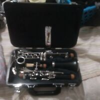 Yamaha YCL-250 student model clarinet great condition w/ case Free Shipping