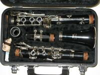 Yamaha Clarinet Model 20 Made In Japan In Original Case Includes Reed