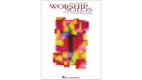WORSHIP SOLOS PIANO ACCOMPANIMENT MUSIC BOOK FOR FLUTE OBOE SAX TRUMPET CLARINET