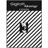 Gigliotti Advantage Bb Clarinet Reeds Strength 3, Box of 8