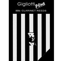 Gigliotti Advantage Plus Bb Clarinet Reeds Strength 3.5, Box of 8