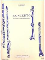 Concerto For Clarinet And Chamber Orchestra  Clarinet and Chamber Orchestra Eugè
