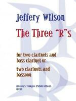 Three R S  2 Clarinets, Bass Clarinet Wilson Book Only QT115