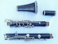 Selmer / Bundy Resonite Clarinet In Case Serial #1360438