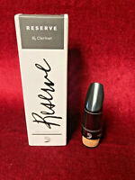 European Pitch but Made in USA: The D'Addario Reserve X25E Clarinet Mouthpiece